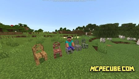 Chairs Addon 1.13/1.12+