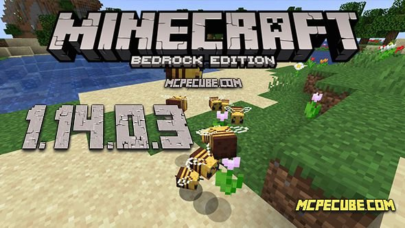 Minecraft 1.14.0.3 for Android
