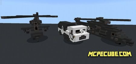 SCP Vehicles Addon 1.14/1.13+