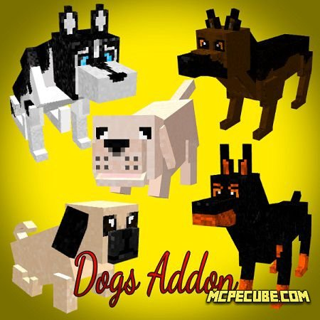 Dogs Addon 1.14/1.13+