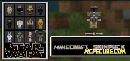 Star Wars Original Trilogy Skin Pack