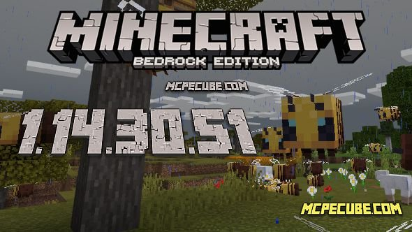 Minecraft 1.14.30.51 for Android