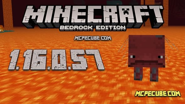 Minecraft 1.16.0.57 for Android