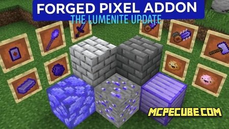 Forged Pixel Add-on 1.15/1.14+