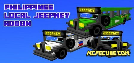 Philippines Local Jeepneys Add-on 1.15/1.14+