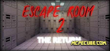 Escape Room 2: The Return Map