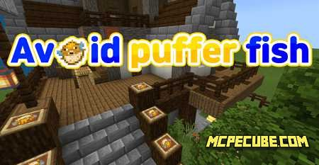 Avoid Puffer Fish Map