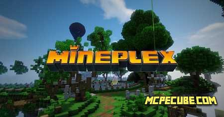 Mineplex server for Minecraft PE