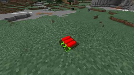 Remote Bombs Addon 1.16/1.15+