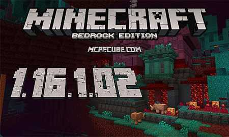Minecraft PE 1.16.1.02 for Android
