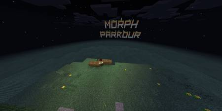 Morph Parkour Map