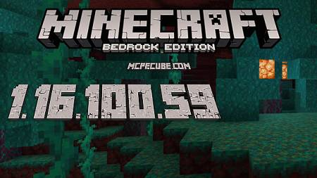Minecraft PE 1.16.100.59 for Android