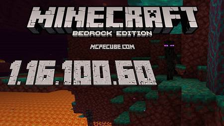 Minecraft PE 1.16.100.60 for Android