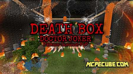Dead Box (Parkour – Survival – PvP) Map